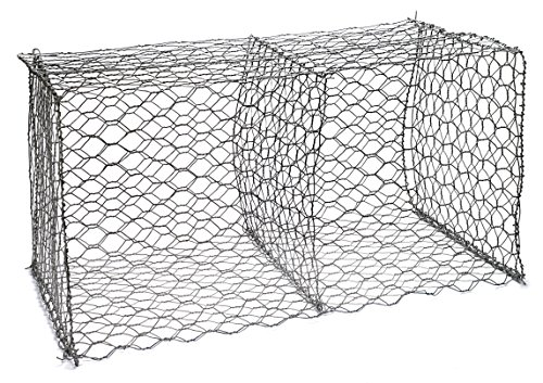 """Mutual Industries 99-3-3 Gabions, 36"""" x 36"""" x 36"""",, used for sale  Delivered anywhere in USA"""
