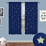 Amazon Com Best Home Fashion Star Print Thermal Insulated