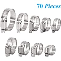620-016 EMC Heavy-Duty Stainless Steel Hose Clamps