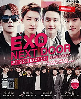 Exo Next Door (3 Dvd Set, Korean Tv Drama, English Sub) by Amazon