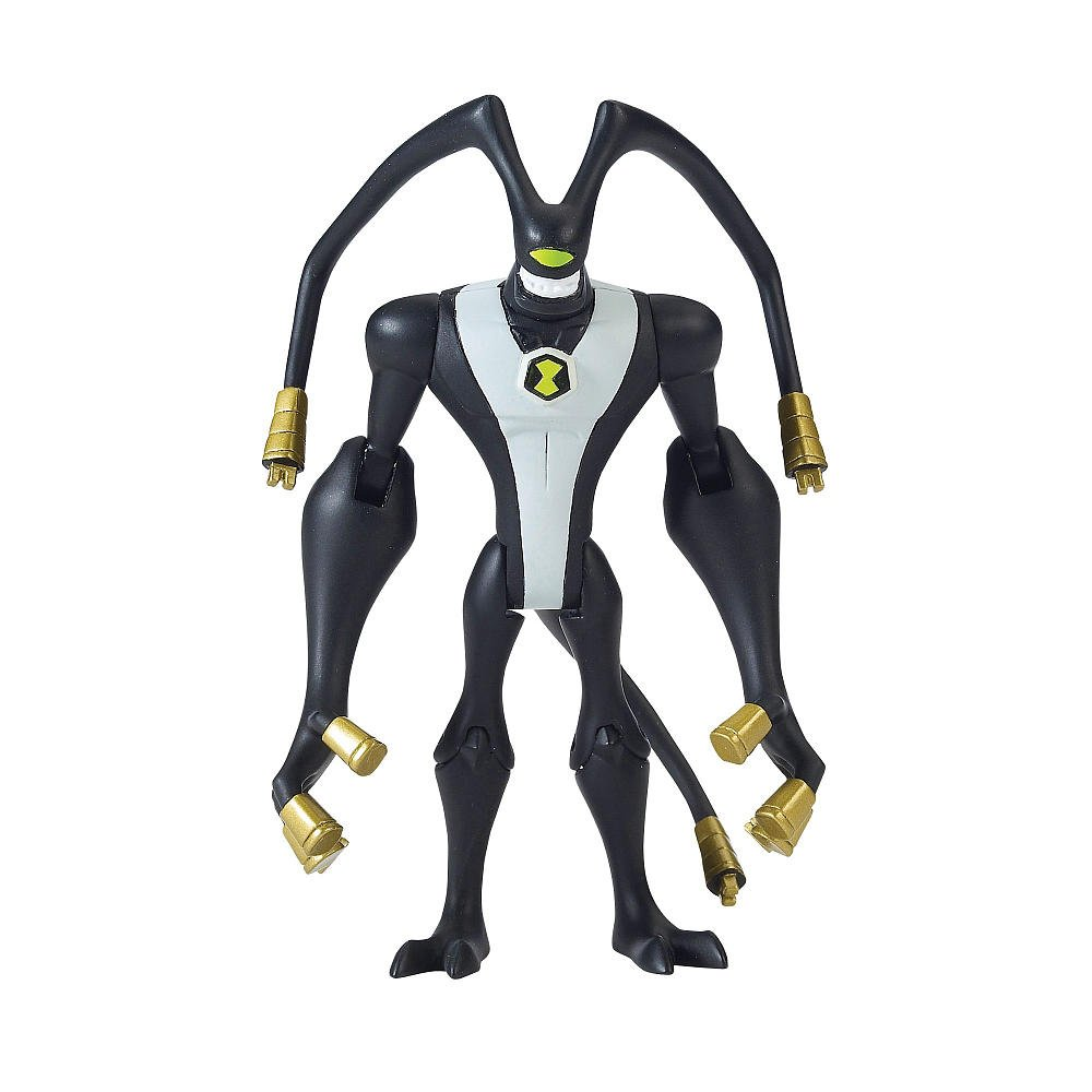 amazon com ben 10 omniverse feedback action figure 3 inches