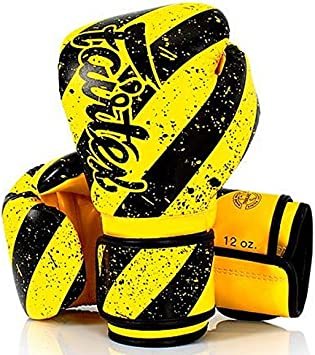 Fairtex Grunge Art Boxing Gloves BGV14Y