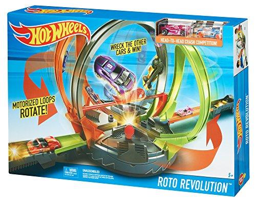 Hot Wheels Roto Revolution Track Playset by Hot Wheels (Image #16)