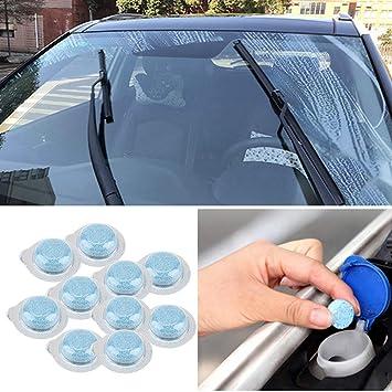 Lavador de vidrio sólido para automóviles, limpiador de ...