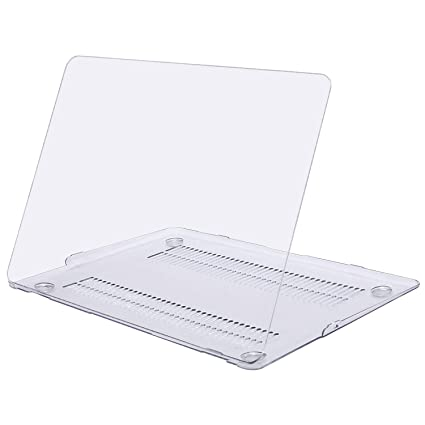 new concept 3f3ff bb5c6 MOSISO MacBook Air 13 Case (Models: A1369 & A1466, Older Version 2010-2017  Release), Plastic Hard Shell Case Cover Only Compatible MacBook Air 13 ...