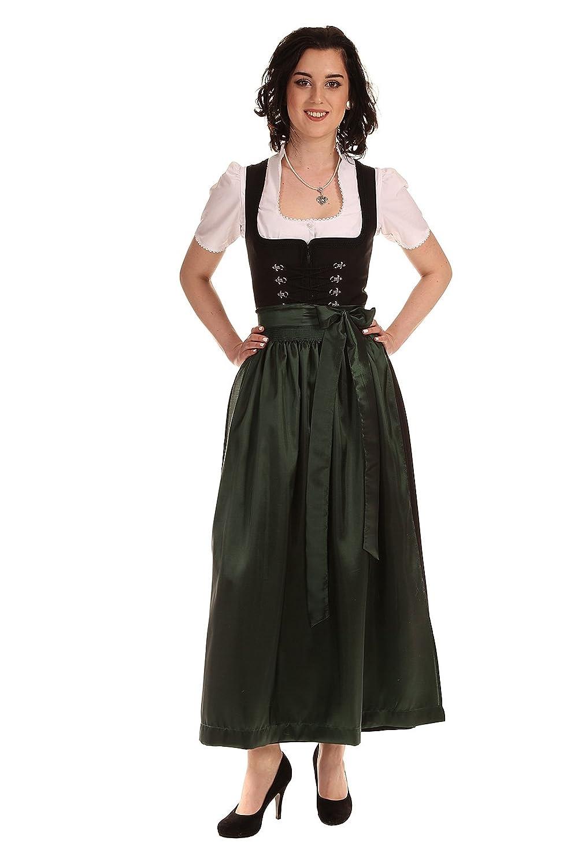 Turi Landhaus Damen Schürze D719001 1505 tanne 93 Deiser