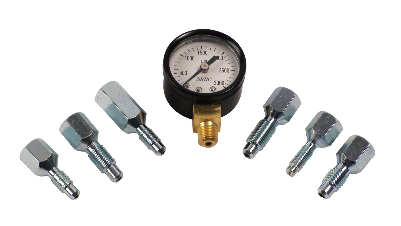 Amazon gauges ignition electrical automotive gauge sets ssbc a1704 brake pressure gauge kit publicscrutiny Choice Image