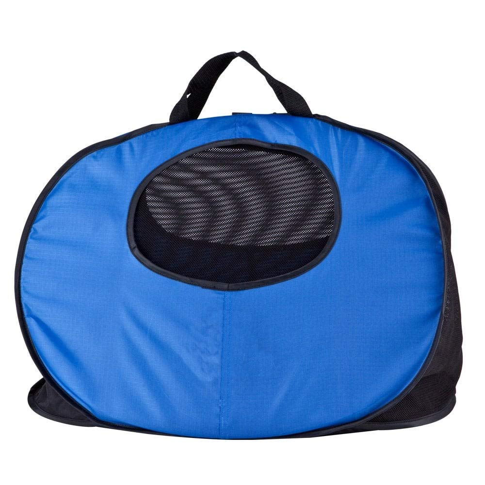 Collapsible Pet Carrier (bluee) by Superdeals Store