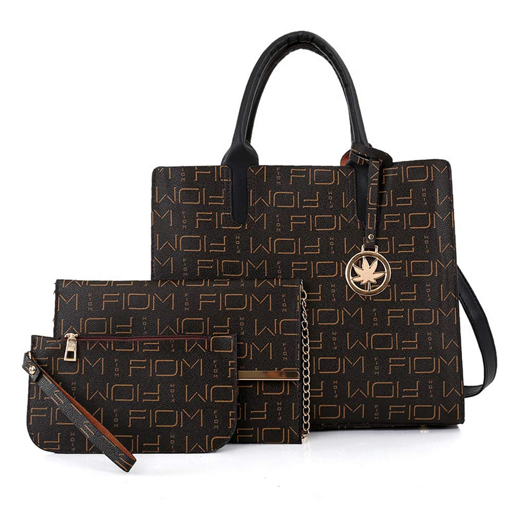 cfce03fd571 Womens Purses and Handbags Set Top Handle Handbag Shoulder Tote Bags for  Women