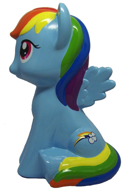 My Little Pony Rainbow Dash Ceramic Coin Bank by FAB F.A.B.