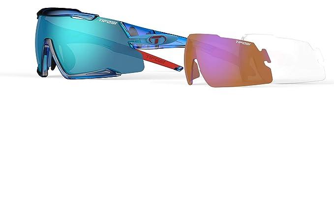 Amazon.com: Tifosi Optics Aethon - Gafas de sol, Azul: Clothing
