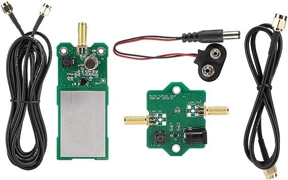 Mini Antena de Radio, Metal + PC Micro Radio MF/HF/VHF/SDR ...