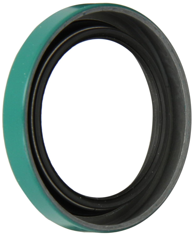 SKF 15517 LDS /& Small Bore Seal 0.313 Width R Lip Code CRW1 Style 2.125 Bore Diameter Inch 1.563 Shaft Diameter