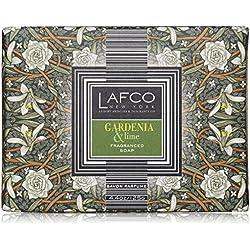 LAFCO Present Perfect Moisture Rich Soap, Gardenia & Lime, 4.4 Oz
