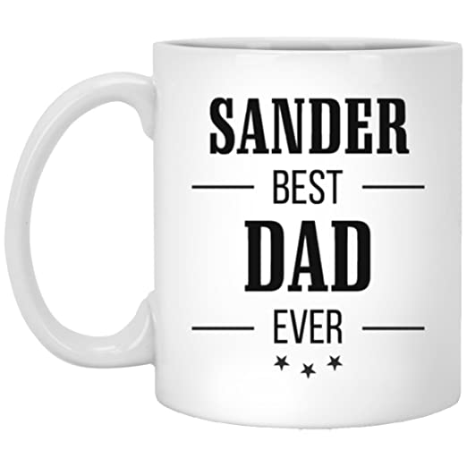 New Daddy Fathers Day Custom Personalised Funny Novelty Mug Tea Coffee Gift Mug