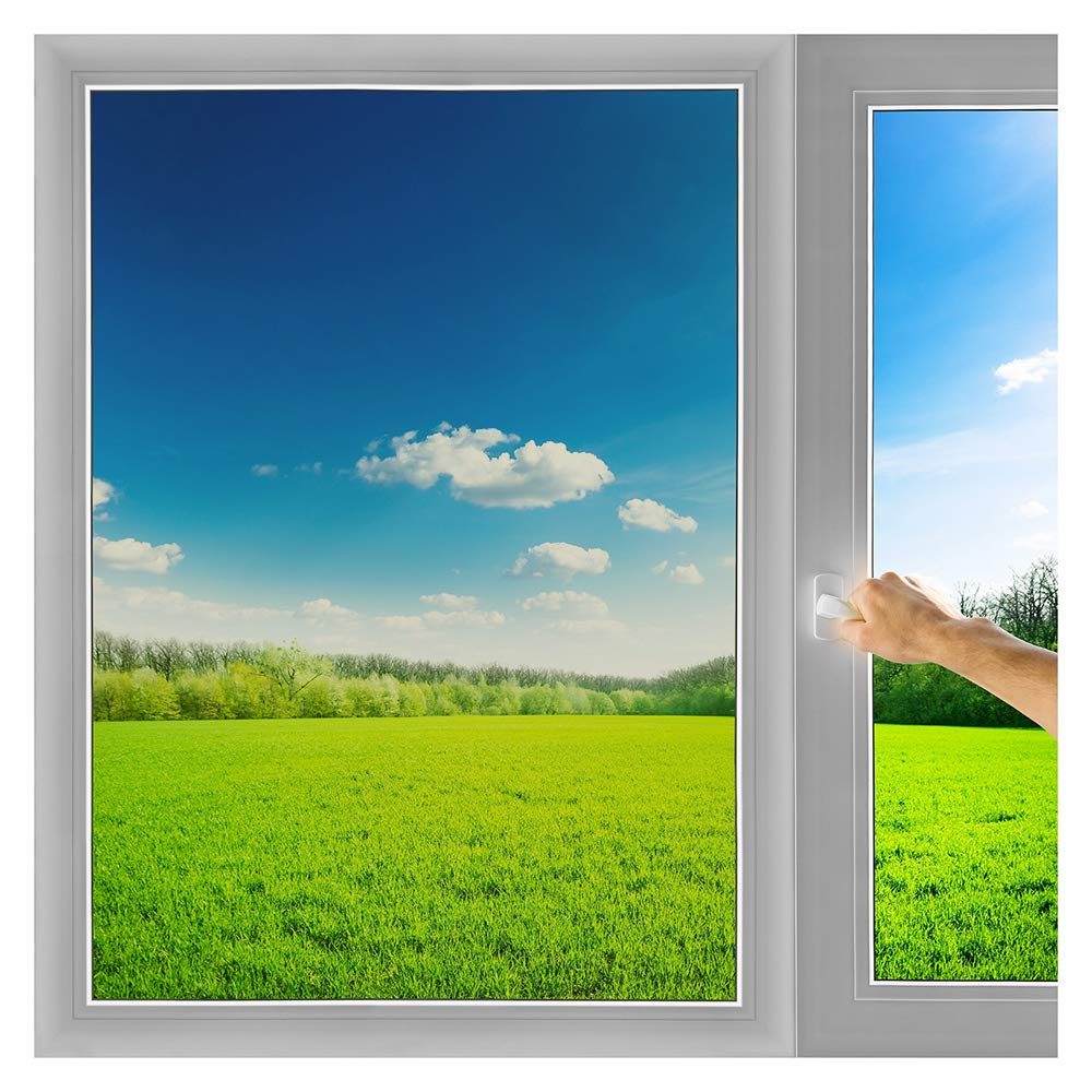 36in X 7ft Very Light BDF NSN70 Window Film Transparent Ultra High Heat Rejection /& UV Cut NSN 70