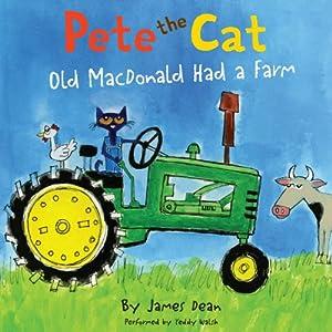 Pete the Cat Audiobook