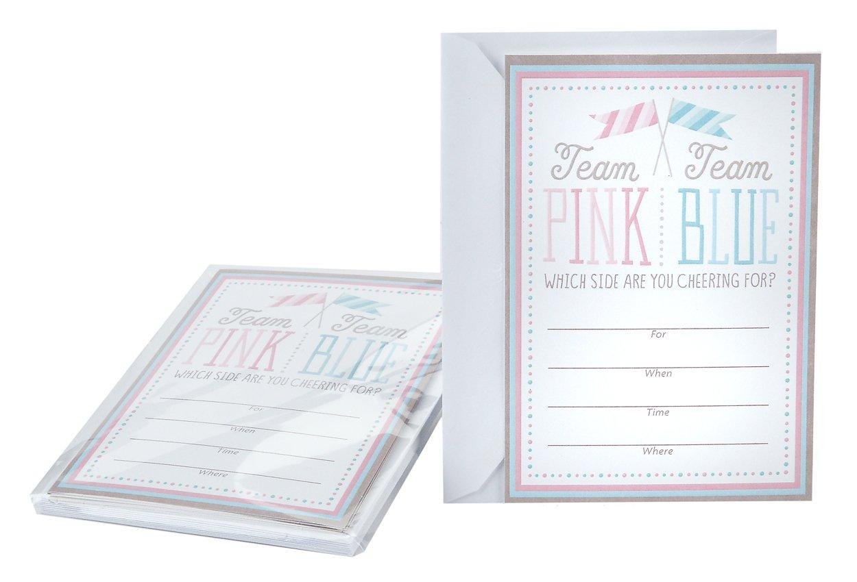 Hallmark Baby Shower Invitation Cards (Baby Boy) 5INH6191