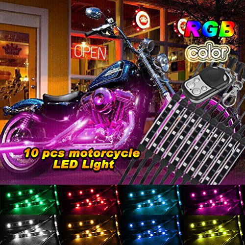Pink Led Lights For Snowmobile - 2