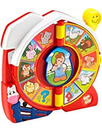 Fisher-Price See 'n Say Farmer Says Toy BOBEBE Online Baby Store From New York to Miami and Los Angeles