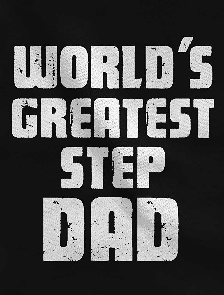 Worlds Greatest Step Dad Singlet Gift for Step Father
