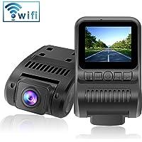 Innosinpo Upgraded WiFi 1080P FHD Mini Car Dash Cam