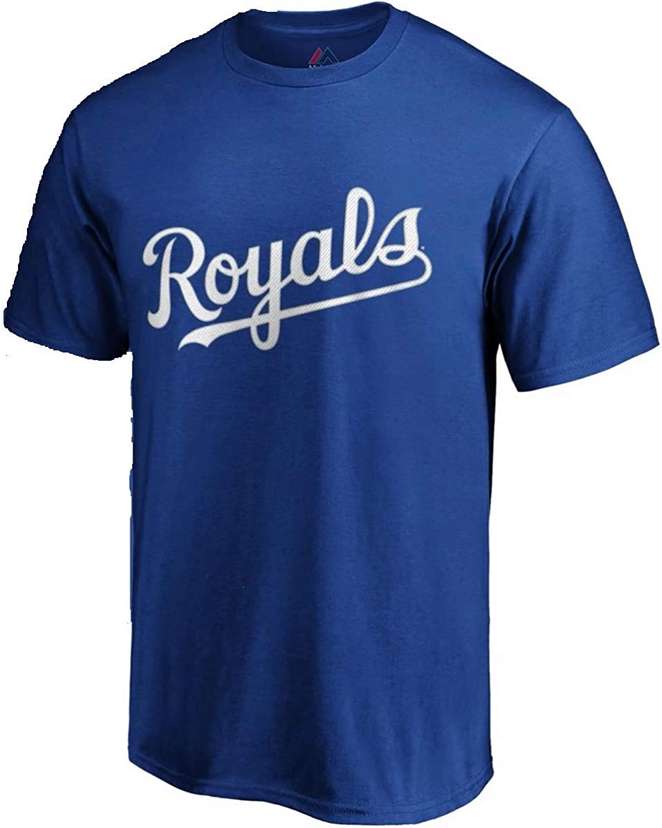 Kansas City Royals ADULT LARGE Replica T-Shirt Jersey