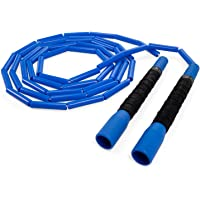 EliteSRS Thick Beaded Fitness Jump Rope - Outdoor Rated - Comfort Foam Grip
