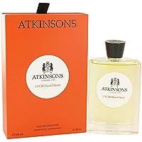ATKINSONS 24 Old Bond Street Eau de Cologne For Men, 100 ml