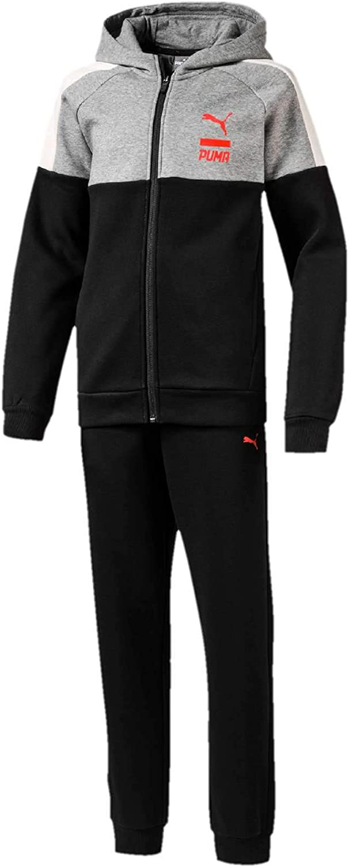 Chándal deporte niño Puma Sweat suit b co (164): Amazon.es: Ropa y ...