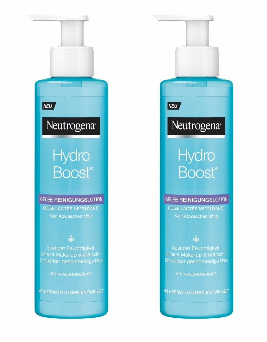 Neutrogena Hydro Boost GELÉE Lozione Micellare Detergente, Confezione da (2X 200ML) 89497