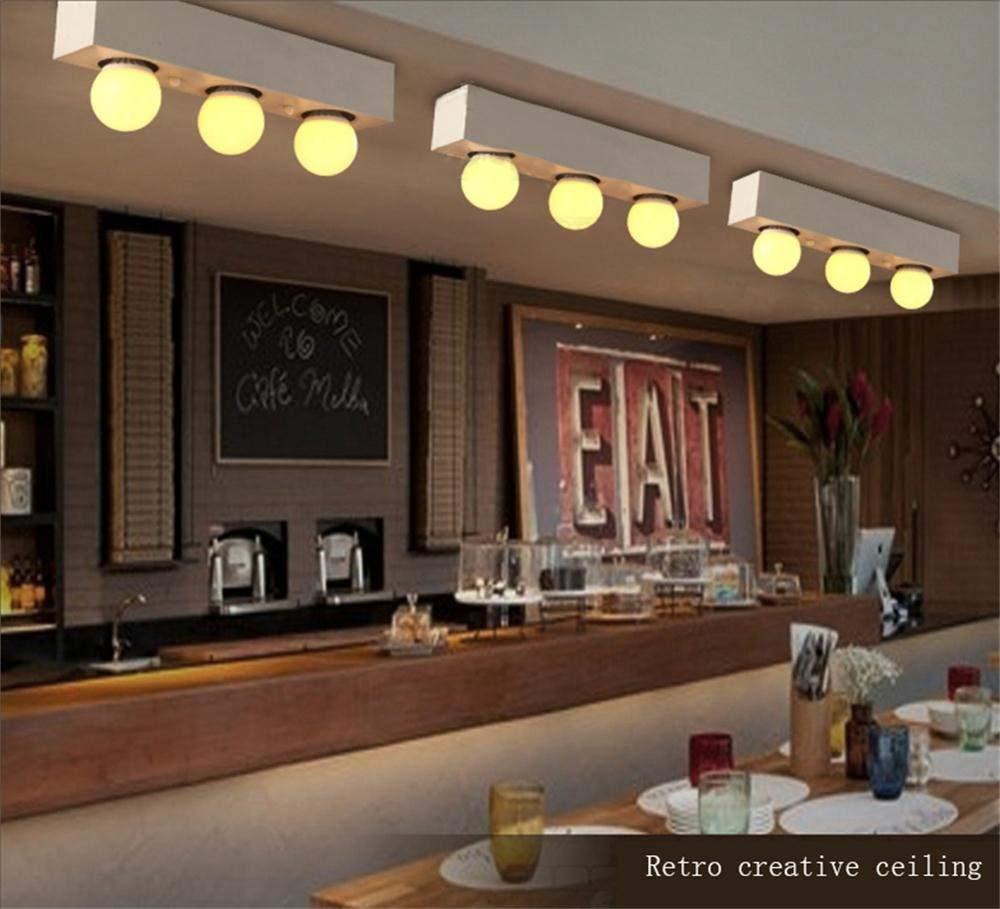 Minimalistisches Restaurant kreative Persönlichkeit Bügeleisen Decke moderne Bar Schlafzimmer Flur geheimnisvollen Licht an der Decke (Form  Drei)