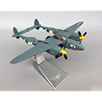 Corgi Diecast F-5E Lightning 'Rita/Ruth' USAAF 27th Photographic Reconnaissance Squadron 1:72 WWII Military Display…