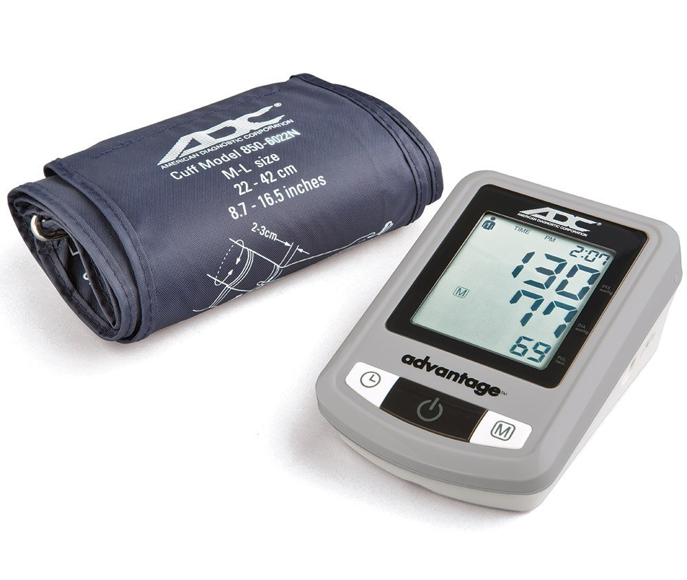 AMERICAN DIAGNOSTIC Auto Inflate Digital Blood Pressure Monitor Model: 6021N