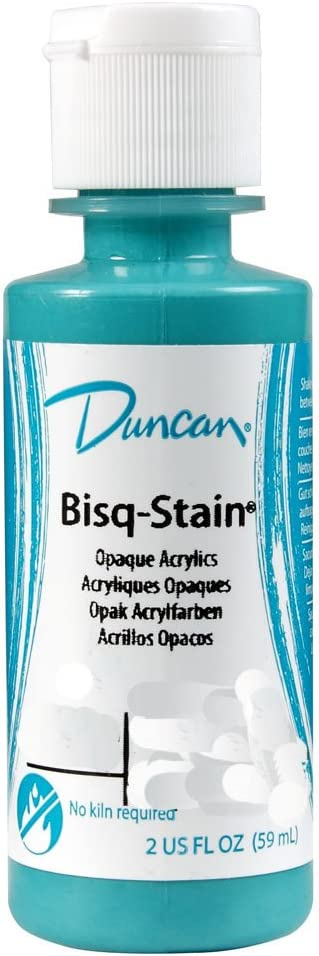 2 Ounce Bottle Duncan Bisq-Stain Opaque Acrylics OS 493 Sandalwood