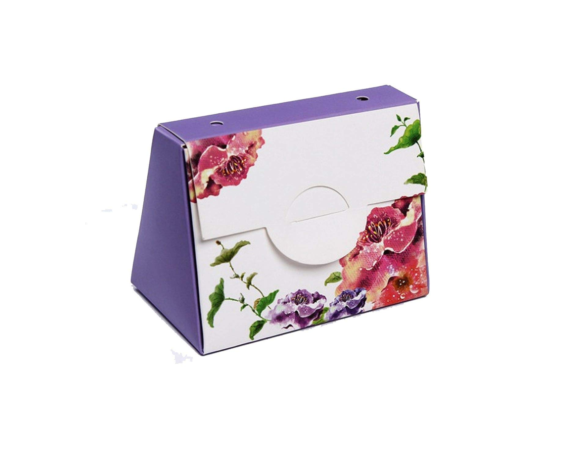 Gift Cute Packaging Box with Ribbon Matte Lamination Paper Chocolate Packaging Box by JIA-WALK