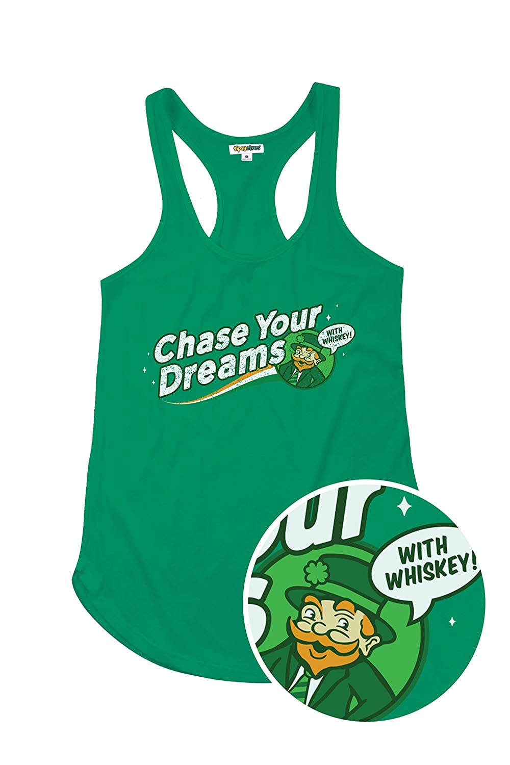 0b26c624665225 Amazon.com  Women s St. Patrick s Day Shirts - St. Paddy s Day Tees for  Ladies  Clothing