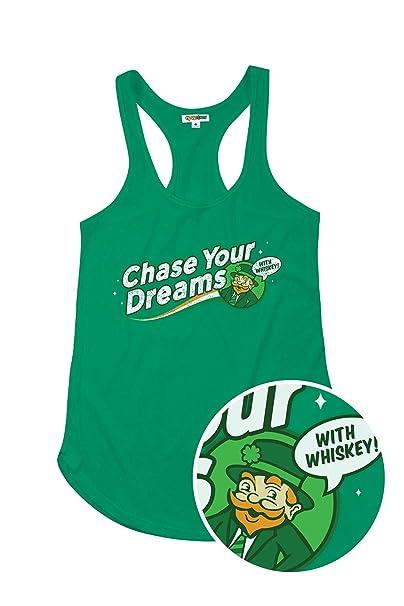 650c70916f8 Amazon.com  Women s St. Patrick s Day Shirts - St. Paddy s Day Tees ...