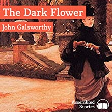 The Dark Flower Audiobook by John Galsworthy Narrated by Peter Newcombe Joyce