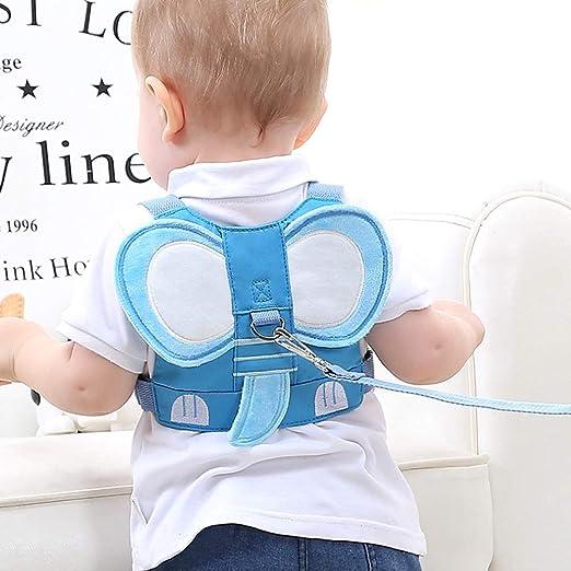 Correa de Seguridad para niños pequeños, algodón purificado Bebé ...