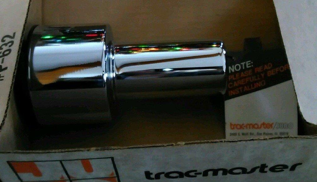 1- JUNO T303-ALUM Trac-Master R20/PAR20 Step Cylinder Track Light Polished Aluminium CHROME STYLE (NOT WHITE)