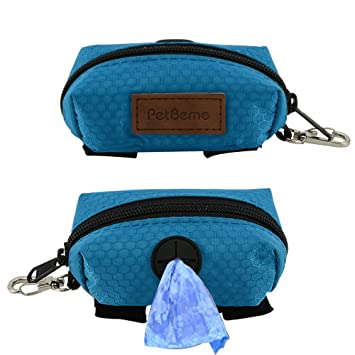Amazon.com: PetBemo - Dispensador de bolsas de basura con ...