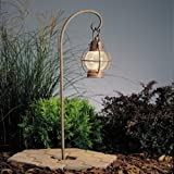 Kichler 15334OB One Light Path & Spread