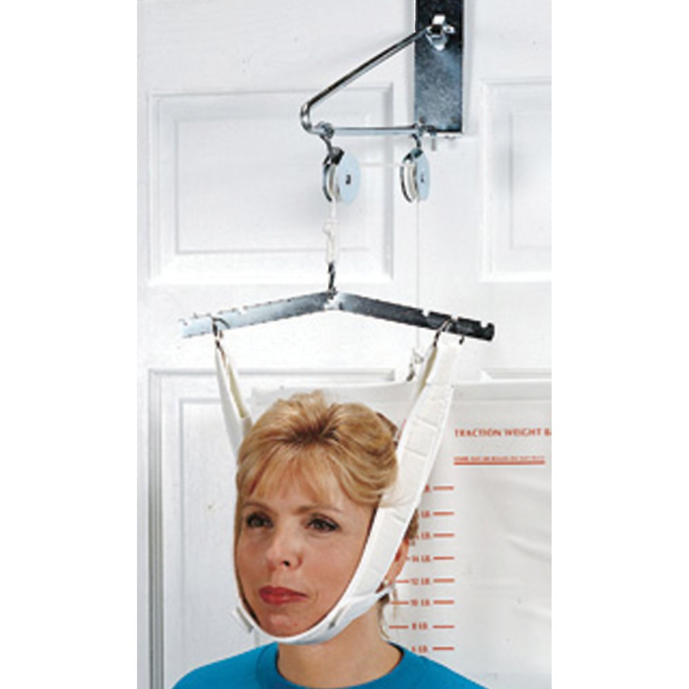 Bilt-Rite Mastex Health Cervical Overdoor Traction Set