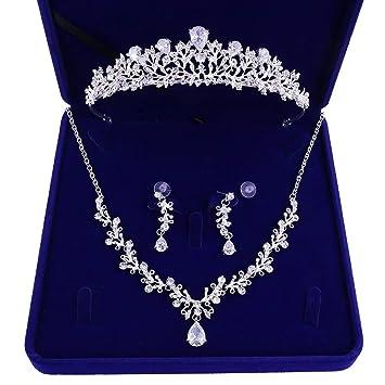 Noble jewelry set