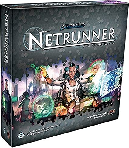 Fantasy Flight Games Netrunner Lcg Revised Core by Fantasy Flight Games