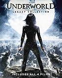 Underworld: The Legacy Collection (Underworld/Underworld: Evolution/Underworld: Rise of the Lycans/Underworld: Awakening) [Blu-ray]