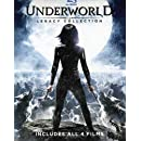 Underworld: The Legacy Collection (Underworld/Underworld: Evolution/Underworld: Rise of the Lycans/Underworld: Awakening) [Blu-ray]