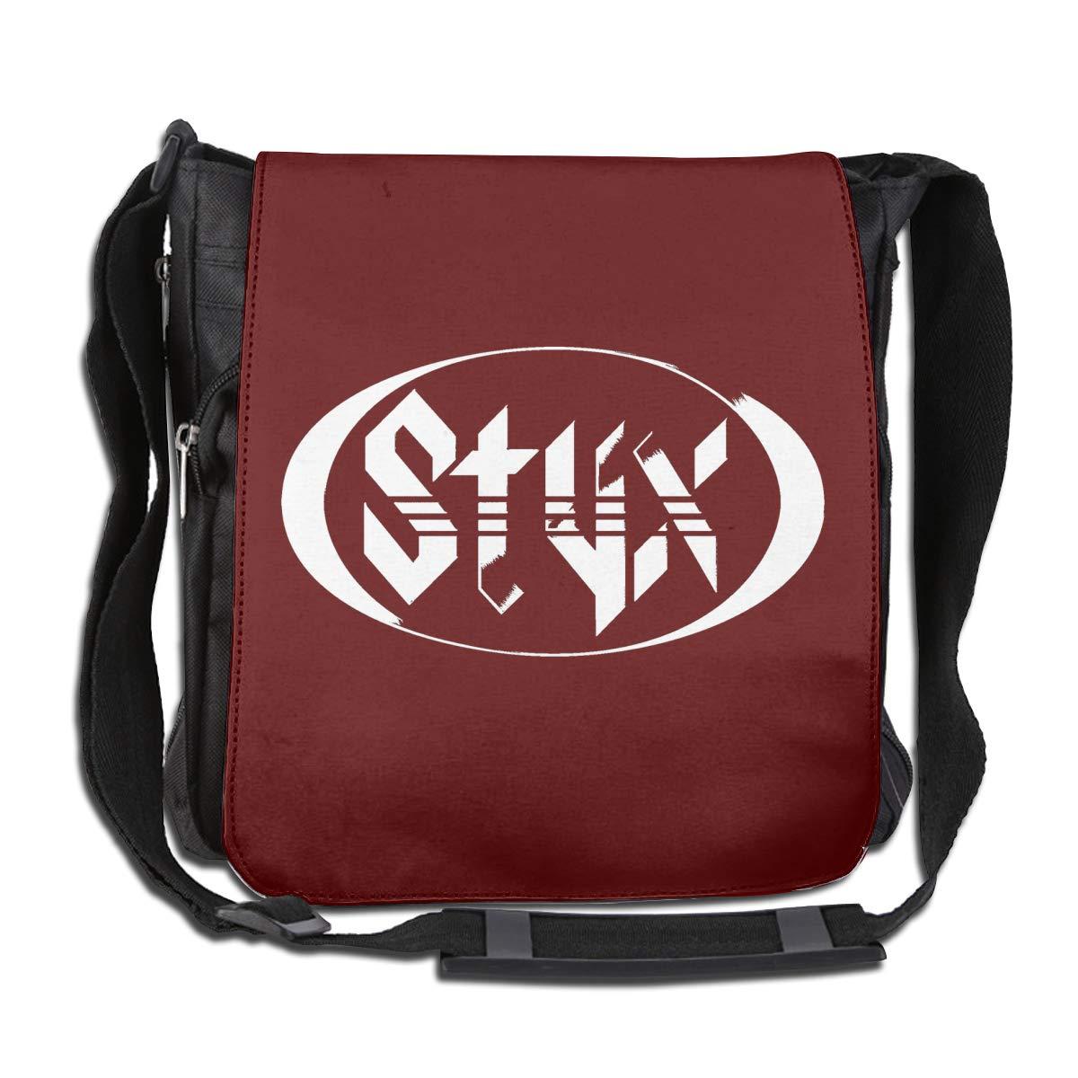 Styx Messenger Bag School Satchel Shoulder Bag Crossbody Bag