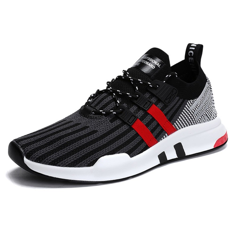 XIDISO Mens Womens Running Shoes Breathable Fashion Sneakers Lightweight Athletic Outdoor Walking Shoe